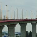 Fermeture du Pont de Cheviré