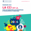 Le rapport d'activité 2016 de la CCI Nantes St-Nazaire est paru !