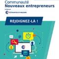 Evolution de la communauté Nouveaux Entrepreneurs