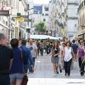 Bilan 2017 positif pour le commerce en centre-ville de Nantes