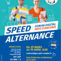 Forum digital Speed alternance Pays d'Ancenis