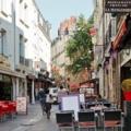 Commerce en centre-ville de Nantes