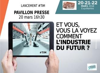 Think tank de l'Industrie en Mouvement - #TIM
