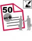 Fichier entreprises 50 salariés et + Loire-Atlantique Excel
